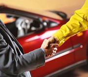 оформление договоров купли-продажи авто,