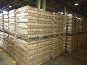 Предлагаю к поставке древесные брикеты (Евродрова)