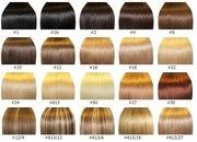 Натуральные и искусственные волосы для наращивания