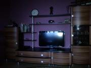 корпусная мебель (стенка для гостиной) практически новая,  оригинальная