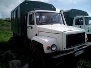 Вахтовый автобус ГАЗ 4х4 Сатко