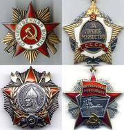 Коллекционер покупает военные и трудовые награды в Уфе