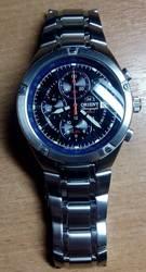 Продам часы Orient Chrono FTD0P003D