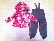 Новые весенние мембранные костюмы,  комплекты,  куртки,  комбинезоны