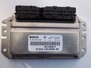 мозги ЭБУ контроллер 21214-1411020-20 с прошивкой B114ER17 КУПИТЬ В УФЕ