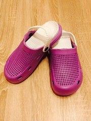 Женские сабо босоножки сандалии кроксы Crocs