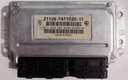 мозги ЭБУ контроллер 21126-1411020-11 КУПИТЬ В УФЕ