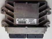 мозги ЭБУ контроллер Рено EMS3132 с прошивкой S110140025A КУПИТЬ В УФЕ