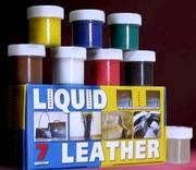 Жидкая кожа для самостоятельного ремонта кожаных изделий