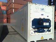 Рефрижераторные контейнеры 40 футов