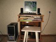 Продается компьютер Athlon,  Ж/к монитор Aser,  Лазерный принтер